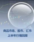 上半年商品市场、股市、汇市行情回顾