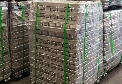 ZLD102铝合金锭