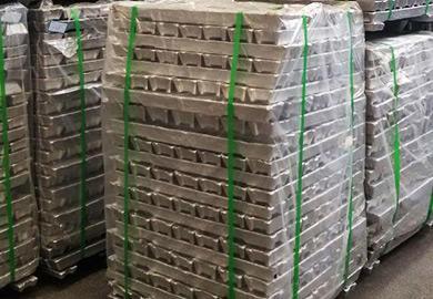 国标Si9Cu3铝合金锭
