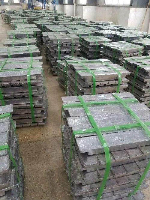 长期供应铅锑合金等铅合金锭