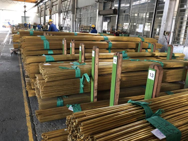 厂家直供HPb57-3黄铜棒
