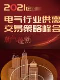2021中国电气行业供需交易策略峰会专题报道