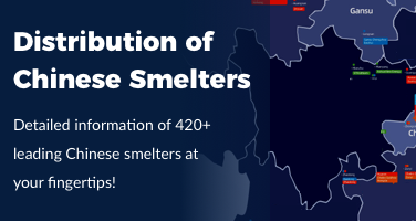 distribution of chinese smelters