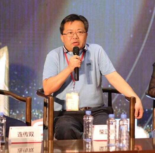 云南驰宏锌锗股份有限公司副总经理柴正龙-五位矿 冶企业高管集体看