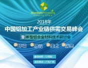 苏州市压铸技术协会将作为特约支持单位出席 《2018中国铝加工产业链供需交易峰会》