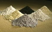 China Southern Rare Earth lifted prices of gadolinium oxide, holmic oxide on week