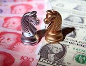 人民币对美元中间价升值63点 终结五连降
