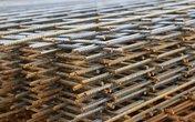 China steel rebar inventories fell for two weeks, but remained higher on year