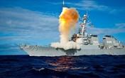 美国对叙利亚发动 军 事 打 击 发射约60枚 战 斧导 弹