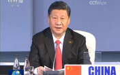 """习 近平金砖发言:拓展""""金砖+""""合作 共同反对单边主义和保护主义"""