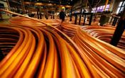 India Brass, Copper Scrap prices advance; Copper Futures drop 1.73 percent