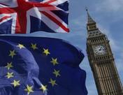 """英国""""脱欧""""谈判代表赴欧盟继续磋商"""