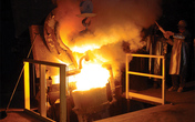 China Crude Steel Output Refreshes Record High in April