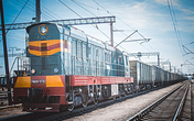 China pushes freight railway construction