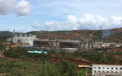 Nickel mining in Surigao del Norte, Philippines, remains suspended as the region recorded its first COVID-19 case