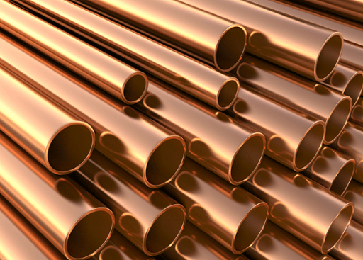 Operating rates across copper tube/pipe producers in Jun drop 9 percentage points on year