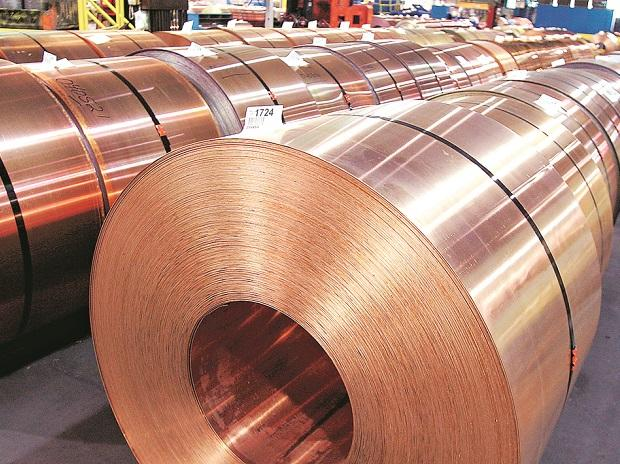 Weak auto output lowers Dec operating rate at copper plate, strip, and foil plants