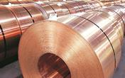 Copper plate/sheet, strip, foil producer operating rate declined 4.17 percentage points YoY in Oct