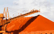 China's bauxite import up 44% in Feb
