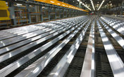 Spot aluminium trades improved as processors scheduled to reopen
