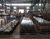 宝武铝业第一炉铝扁锭下线