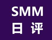 【SMM日评】有色金属领涨 沪锌涨2.39%  螺纹涨逾2%