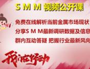 【福利】SMM视频公开课第四期来袭:铅锌钢铁钴锂行业现状、供需数据大揭秘!