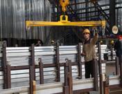 宝武铝业熔铸110吨生产线顺利投产