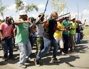 智利Caserones铜矿的工人投票决定罢工