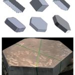 铝合金锻造异形件