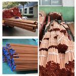 黃銅管,紫銅管,包塑紫銅管,PVC包塑紫銅管