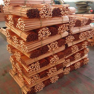长期产销各种型号铜铝管T2/TP2