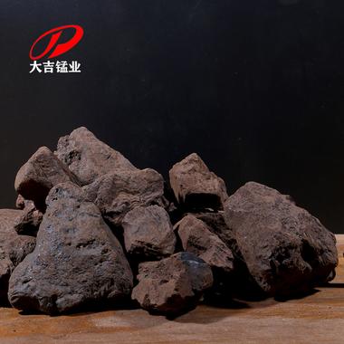 钢铁厂清洗炉垢用洗炉锰矿 粒度均匀锰含量足附加值高 湖南大吉锰业