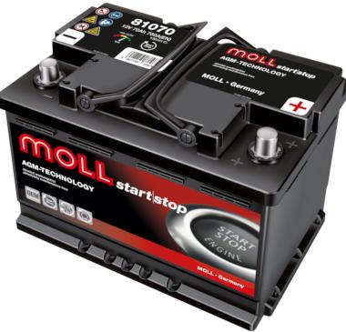 德国MOLL蓄电池 汽车启动电池(瓶)价格/参数