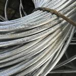 高价回收钢芯铝线,铜电缆,铝电缆,铝架空线,铝漆包线,扣板,铝线,铝沫,