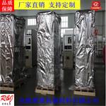 上海大型机械真空铝箔袋 防潮防锈立体铝箔袋 大型机械设备包装