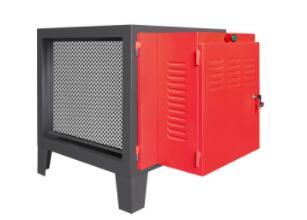 油烟净化器4000风量静电工业低空厨房油烟净化器