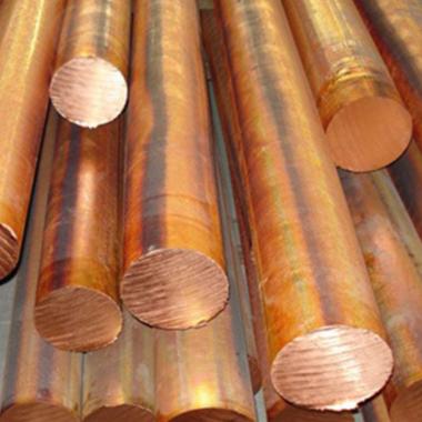 厂家直销大直径T2紫铜棒 无氧铜排