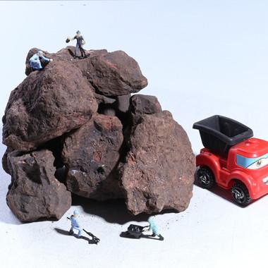 厂家直销精锰矿 冶金锰 天然锰矿石