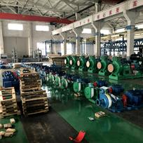 FTT系列碳化硅陶瓷泵