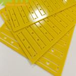 黄色3240环氧板FR-4水绿色玻纤板厂家批发
