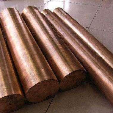 各种规格优质可塑性强 QSi1-3 QSi3-1硅青铜棒 硅磷青铜棒可定制