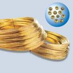 H62/H65无铅环保冷镦打头螺钉线、电池芯杆、气门嘴用黄铜线