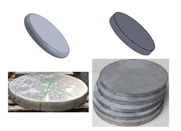 鋁合金鍛造圓餅