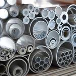 6063铝管 6063合金铝管 6063空心铝管 6063支架铝管 可氧化木纹转印加工