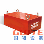 除铁器 终生免维护 磁力强劲 悬挂式永磁除铁器