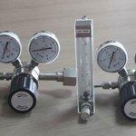 进口不锈钢带流量计减压器