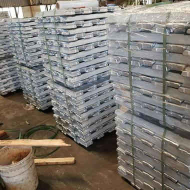 通用型鋁合金復化錠 (鋁含量96%以上)98.1% 鋁含量