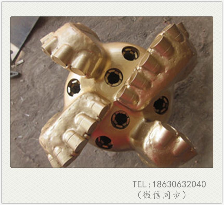 胎体PDC钻头供应商 煤矿工程用PDC钻头