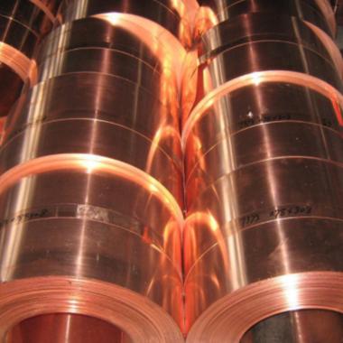 純銅帶 無氧銅帶 紫銅門帶 C11000 C2680 C59-1